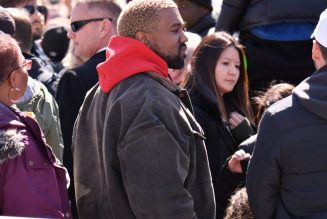 Kanye West Visits Haiti, Gets Tour From President