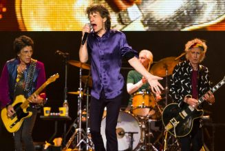 """Keith Richards Says He """"Can't Imagine"""" The Rolling Stones Will Ever Retire"""