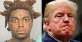 Kodak Black Asks Donald Trump to Commute His Prison Sentence