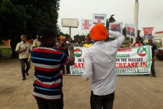 Labour protests in Benin over hike in electricity tariff, fuel price