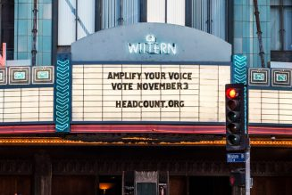 Live Nation Will Turn Concert Venues Into Polling Centers