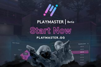 Logitech G's new Playmaster software is here to help you get good at Counter-Strike