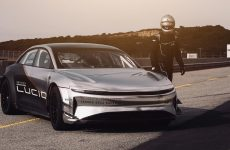 Lucid Air Tri-Motor Prototype Aims to Usurp the Tesla Model S Plaid