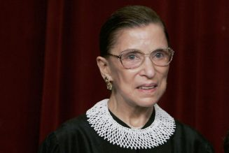 Mariah Carey, Katy Perry & More Mourn Justice Ruth Bader Ginsburg, Thank Her for a 'Lifetime of Service'