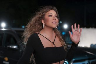 Mariah Carey Teases World TV Debut Performance of 'Save the Day' at 2020 US Open Women's Final
