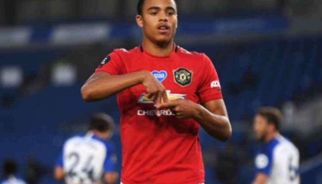 Mason Greenwood: It would be a 'dream' to see Lionel Messi in Premier League