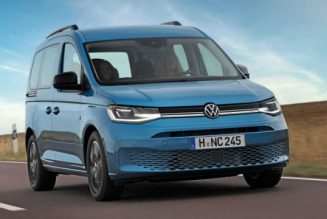 Meet Volkswagen's New, Tiny, and Forbidden Camper Van, the Caddy California