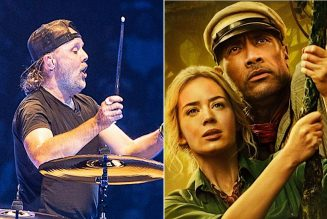 """Metallica's """"Nothing Else Matters"""" Will Play Key Part in Upcoming Disney Film Jungle Cruise"""