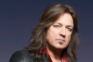 MICHAEL SWEET Reacts To Controversial Review Of STRYPER's New Album: It's 'Incredibly Unfair' And 'A Blatant Attack On Our Faith'