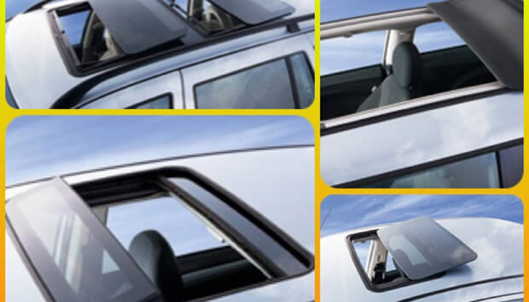 Moonroof vs. Sunroof: Is There a Difference Between the Two Roof Types?