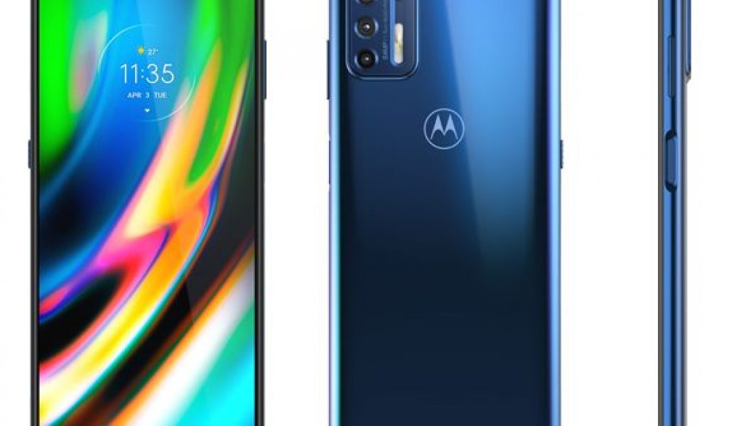 Motorola's latest budget phone leaks with 64-megapixel camera and 5,000mAh battery