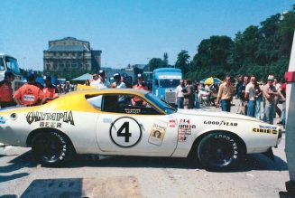 NASCAR at Le Mans: When a Dodge Charger and Ford Torino Raced in Europe