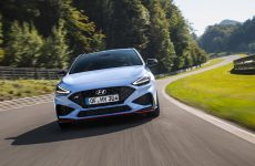 Nefarious-Sounding Hyundai Elantra N Sedan Blats Into View