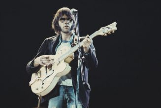 Neil Young Announces Archives Volume 2: 1972-1976 Track List