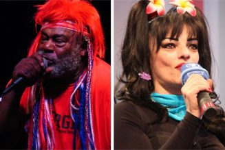 "Nina Hagen Teams Up with George Clinton for New Song ""Unity"": Stream"