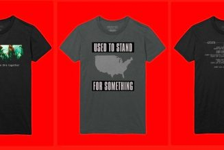 Nine Inch Nails' Pandemic Merch Is Both Clever and Grim