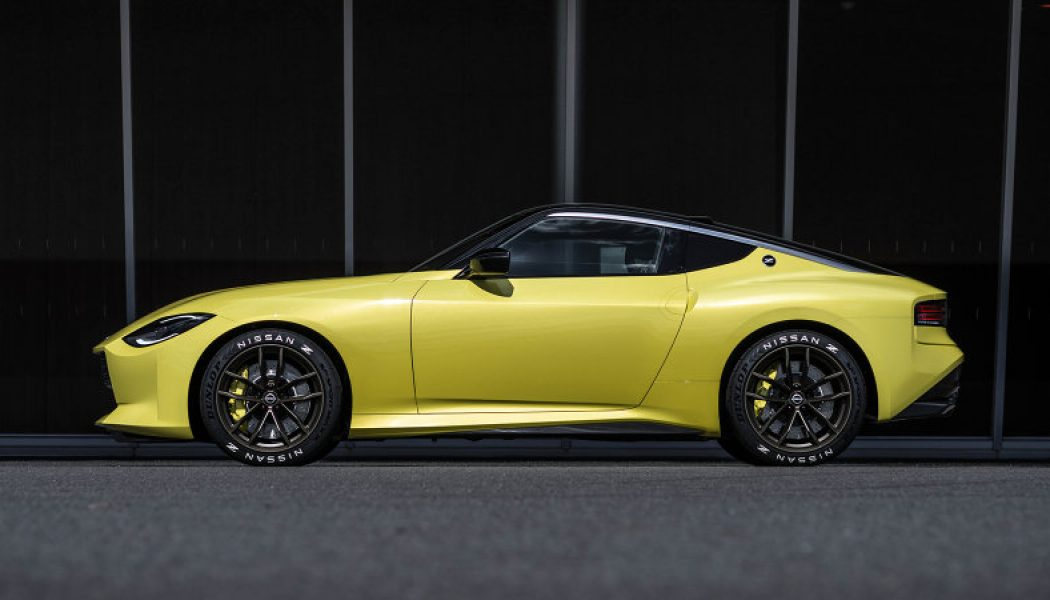 Nissan Z Proto First Look: A Heritage-Rich Preview of the 400Z