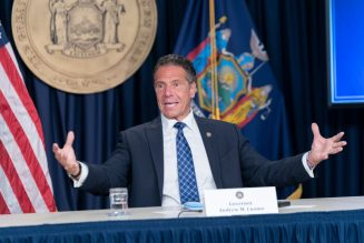 "NY Gov. Andrew Cuomo Calls Donald Trump A ""Joke"" For Defunding Threat To Democratic Cities"