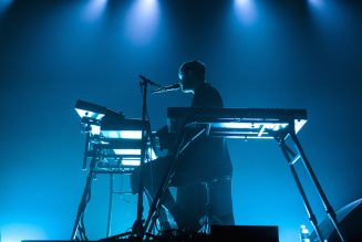 "Over Three Years Later, James Blake Finally Releases Cover of Frank Ocean's ""Godspeed"""