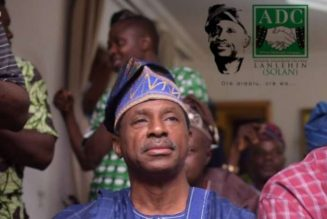 Oyo ADC: We'll stand by Senator Lanlehin in whatever political decision he makes