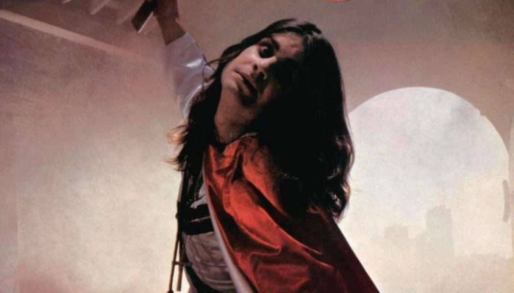 Ozzy Osbourne Announces 40th Anniversary Expanded Edition of Blizzard of Ozz