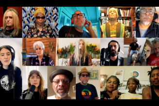 Patti Smith, Michael Stipe and More Join Forces on 'People Have the Power'