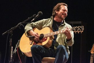 Pearl Jam's Eddie Vedder Shares How 'Simple, Secure' It Is to Vote by Mail
