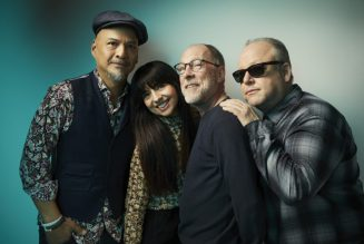 Pixies Share New 'Hear Me Out' Video