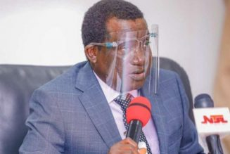 Plateau governor tasks new council chairman on prudence, accountability