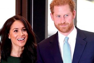 Prince Harry and Meghan Markle Sign Multi-Year Netflix Deal