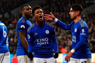 Report: Leeds United eye £3.75m Leicester City 24-year-old