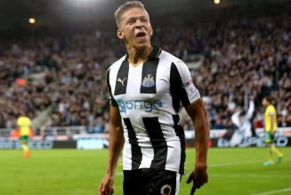 Report: NUFC player has damaged his medial collateral ligaments, could be out for 12 wks