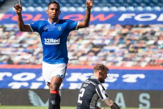 Report: Serie A club plotting move for Rangers star, Ibrox club want £18m