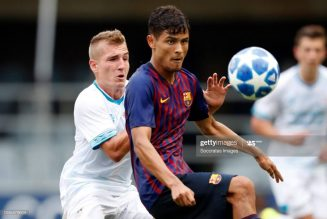 Report: Spurs want young Barca midfielder with £89m release clause