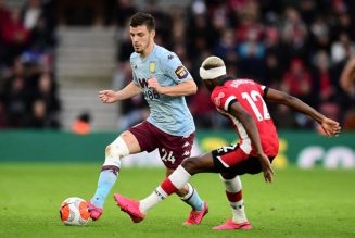 Report: Villa want to sell player signed last summer, he's made 28 appearances