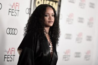 Rihanna Is 'Fine' Following Electric Scooter Accident