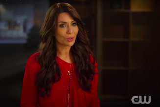 Riverdale's Marisol Nichols Works Undercover As a Sex Trafficking Agent