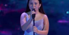 Roberta Battaglia Shines With Alessia Cara Cover on 'AGT': Watch