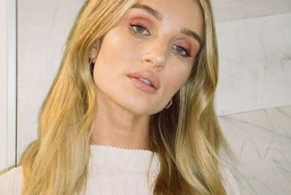 Rosie HW's Makeup Artist Shares a 5-Step Look That's Zoom Meeting–Approved