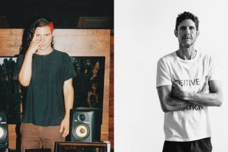 Skrillex Shares Studio Footage with Mike D of The Beastie Boys