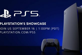 Sony announces PS5 event for Wednesday September 16th