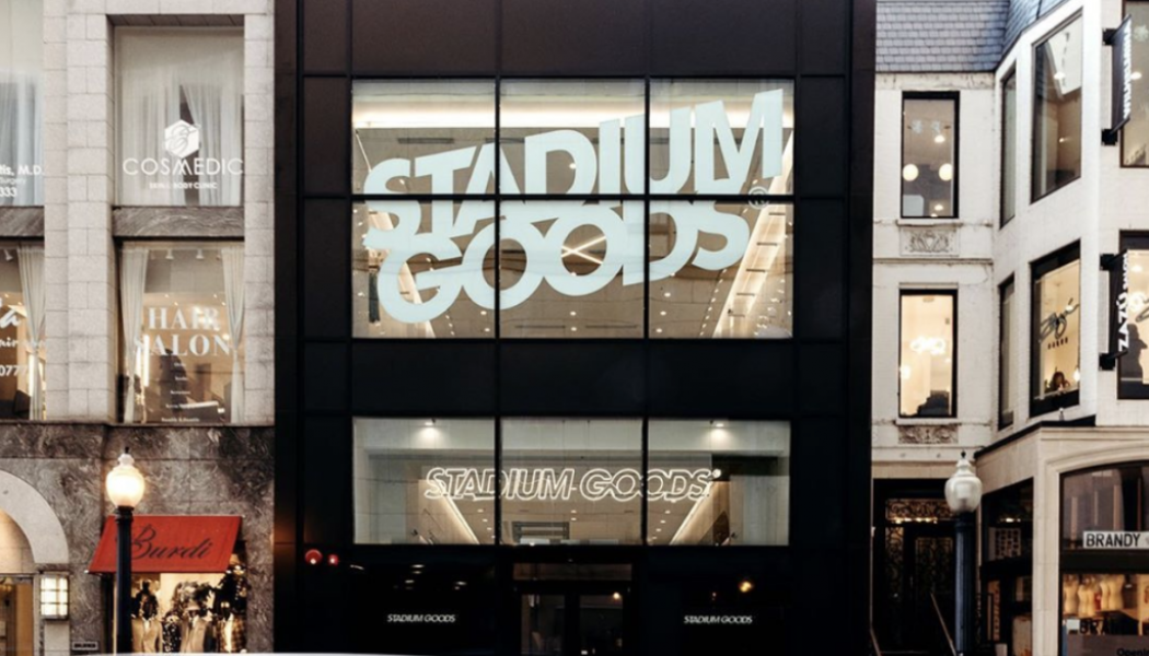 Stadium Goods Opening A New Location In Chicago