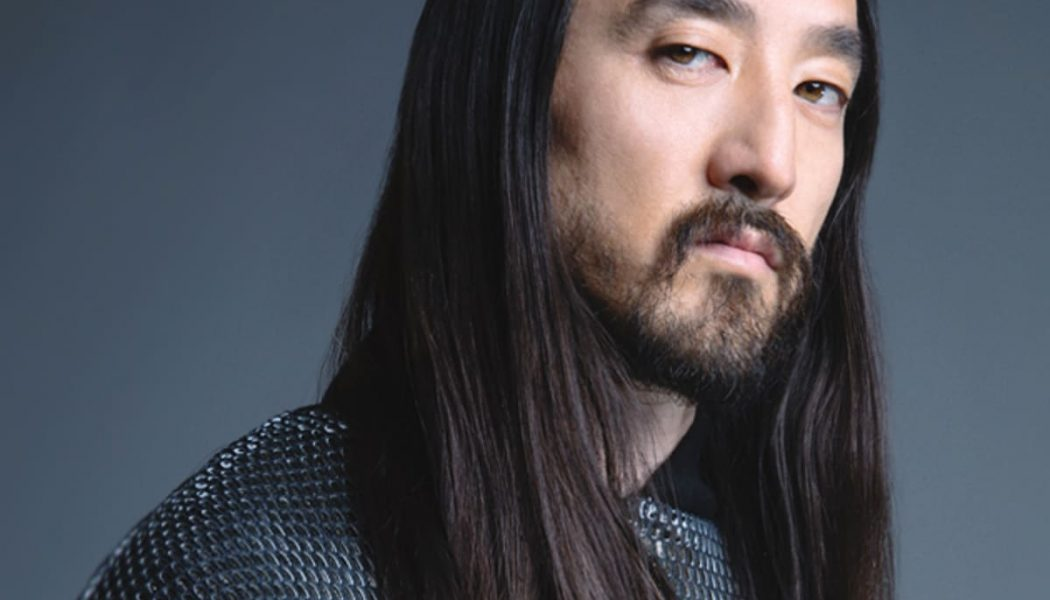 "Steve Aoki to Voice a Furry Prehistoric Creature In Animated Comedy ""Extinct"""