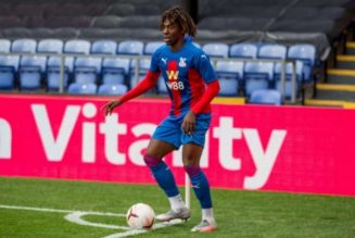 Super Eagles prospect shines in Crystal Palace win