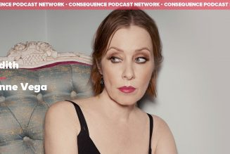 """Suzanne Vega on Lou Reed: """"His Artistry Was Always Something I Aspired to Myself"""""""