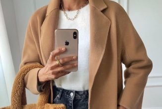 The 25 Camel Coats All Your Friends Will Compliment You On