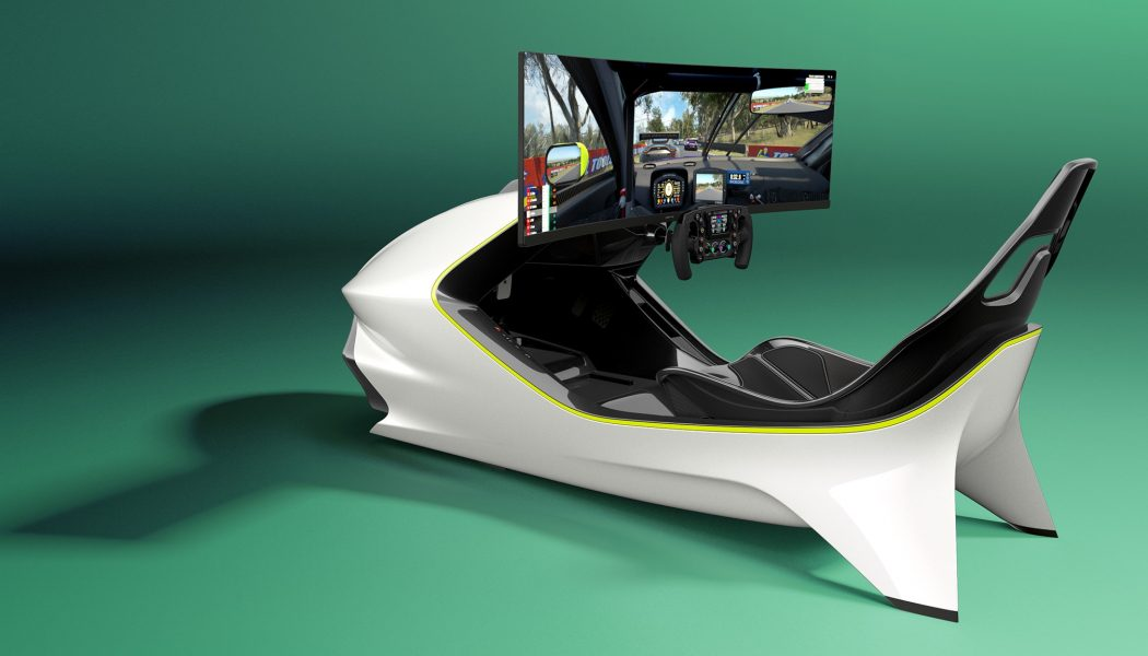 The Aston Martin of Racing Sims Will Cost You About $75,000