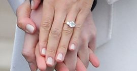 The Best Celebrity Engagement Rings of All Time