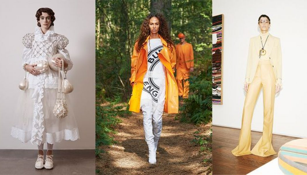 The Headlining Looks From LFW That Will Impact How We Dress In 2021