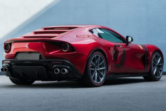 The One-Off Ferrari Omologata Is a Very Special 812 Superfast